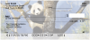 Panda Bears Personal Checks | ANI-11