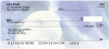 American Eagle In Watercolor Personal Checks | ANK-06
