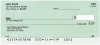 Canvas Colors Personal Checks | CCS-30