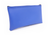 Blue Zipper Bank Bag 5.5 X 10.5 | CUR-014