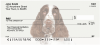 English Spaniels Personal Checks | DOG-101