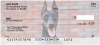 Dobermans Smile Personal Checks | DOG-62