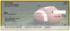 Black & Gold Football Team Personal Checks | SPT-06