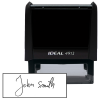 Custom Signature Stamp | STA-LAS-CUS