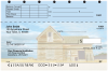 Barns on the Prairie Top Stub Personal Checks  | TSSCE-05
