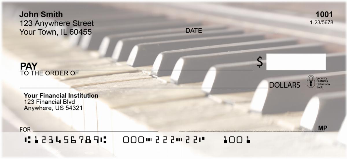 Pianos Personal Checks