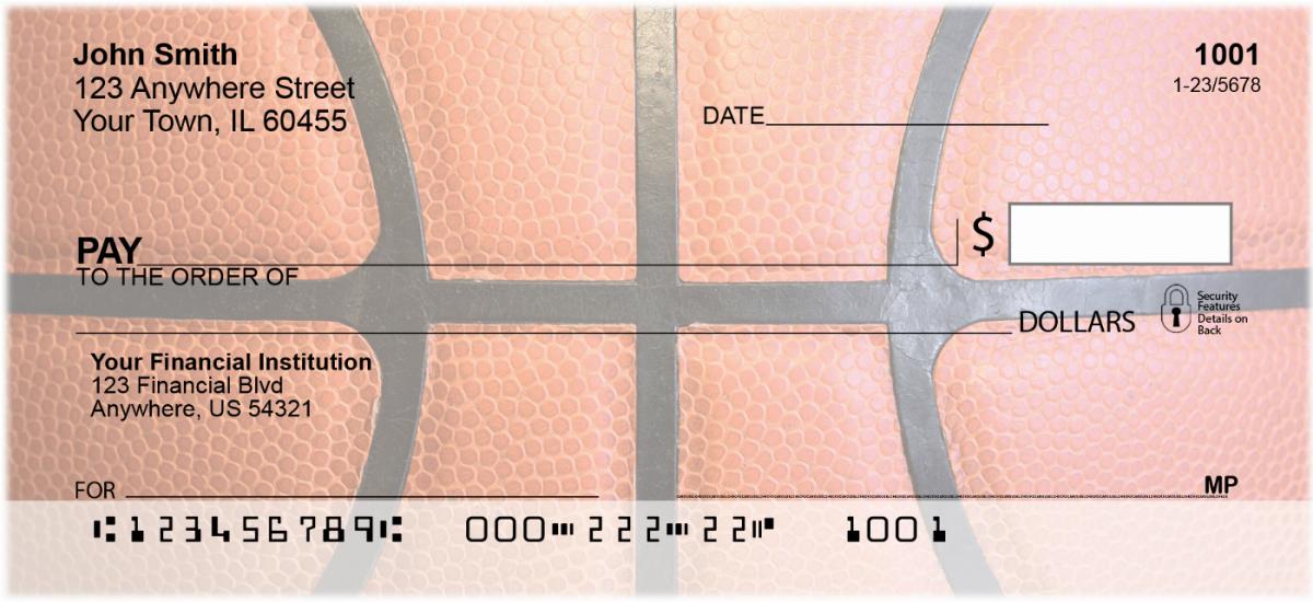 Basketball Personal Checks