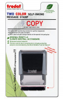 """Copy"" Message Stamp 