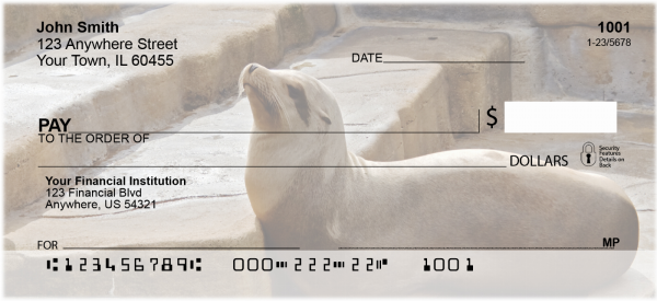 American Wildlife Personal Checks | ANI-A8