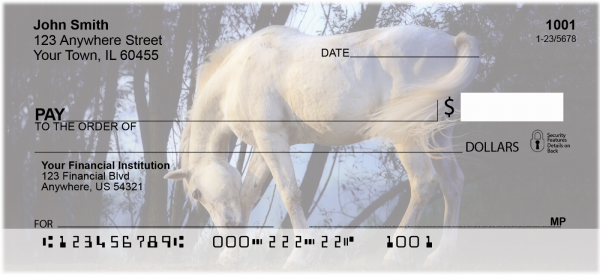 Horse Beauty Personal Checks | CCS-58