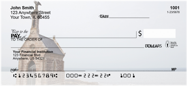 Small Chapels Personal Checks | CCS-70