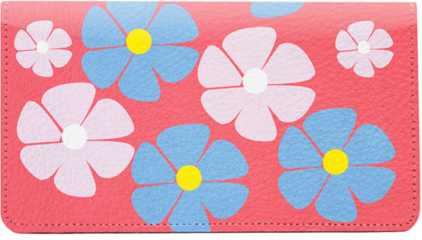 Flower Power Leather Cover | CDP-NAT09