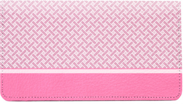 Pink Safety Leather Cover | CDP-VAL026