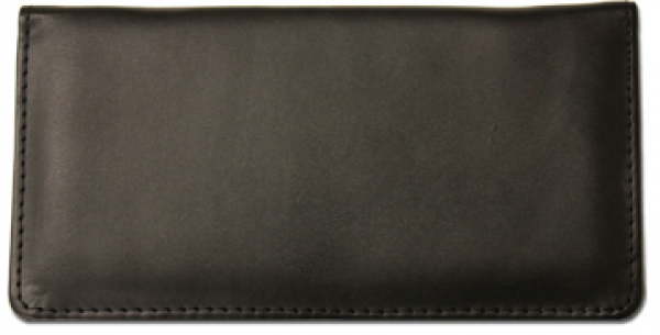 Black Smooth Leather Cover | CLP-BLA04