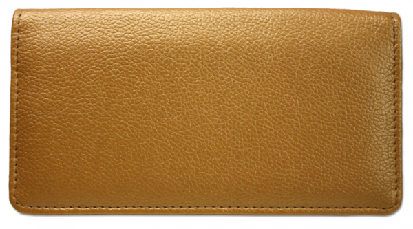 Gold Leather Cover | CLP-GLD01
