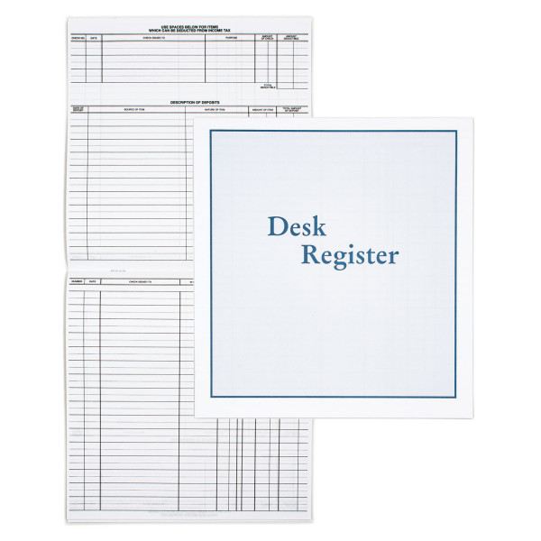 Executive Deskbook Register  | DBR-01