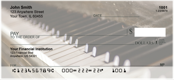 Pianos Personal Checks | MUS-05