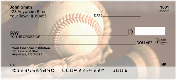 Baseball Checks | SPO-04