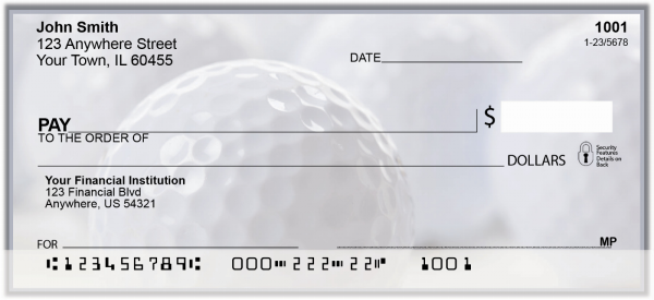 Need Balls Personal Checks | SPO-45