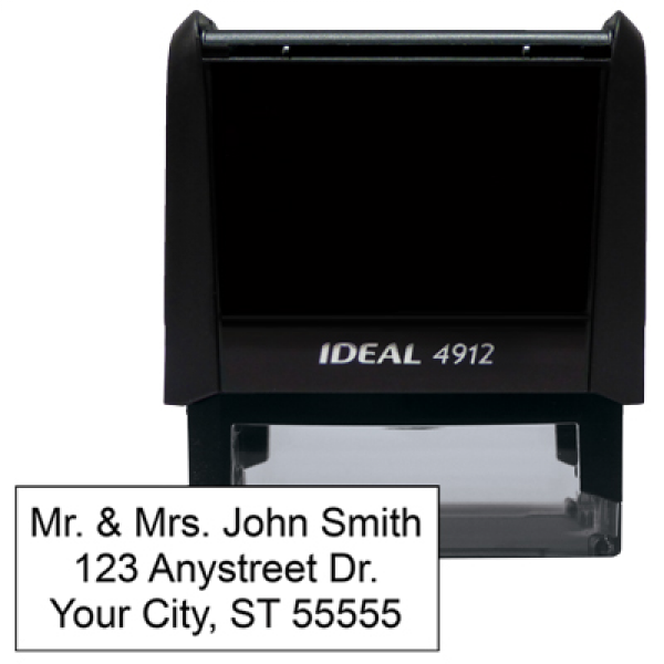 3 Line Address Stamp | STA-LAS-3LN