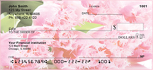 Floral Bouquet Personal Checks